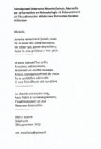Stéphanie DEHAIS - MARSEILLE